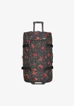 Wheeled suitcase - begonia