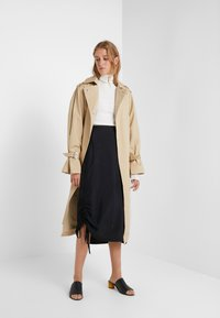 By Malene Birger - CISCO - A-line skirt - black - 1
