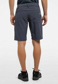 Haglöfs - AMFIBIOUS SHORTS - Shorts - dense blue - 1