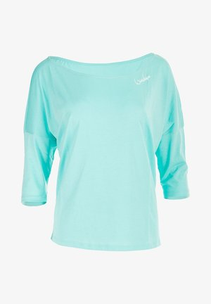 MCS001 - Long sleeved top - mint