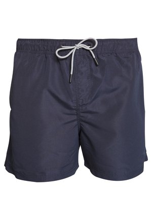 JJIARUBA SWIM  SHORTS - Swimming shorts - navy blazer
