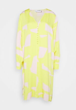 SLFILLI DYNELLA DRESS  - Day dress - green sheen