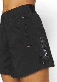 adidas Performance - SHORT - Short de sport - black - 5