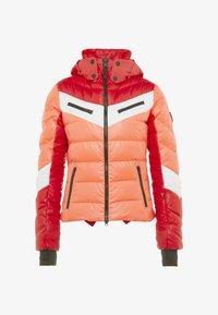 Bogner Fire + Ice - FARINA - Skijacke - orange/apricot - 9