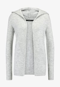 Vero Moda - VMMURE - Cardigan - light grey melange - 4