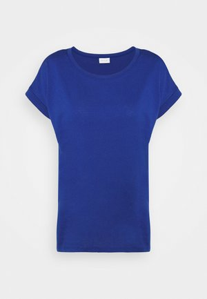 VIDREAMERS PURE - Basic T-shirt - mazarine blue