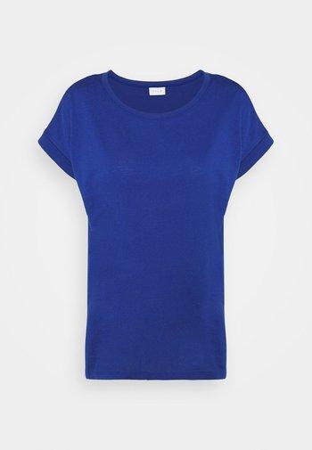 VIDREAMERS PURE - T-shirt basic - mazarine blue
