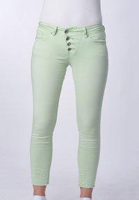 Buena Vista - Jeans Skinny Fit - green - 0