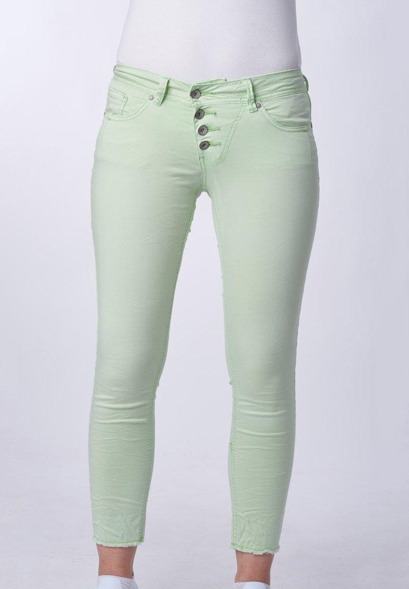 Buena Vista - Jeans Skinny Fit - green