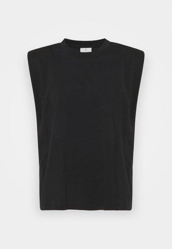 CIKA - Camiseta básica - black deep