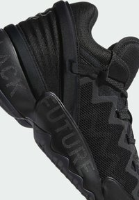 adidas Originals - PHARRELL WILLIAMS D.O.N. ISSUE 2 SHOES - Tenisky - black - 7