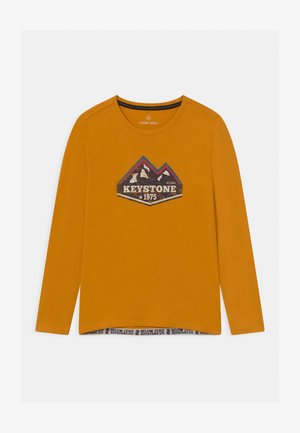 BOYS - Long sleeved top - autumn blaze