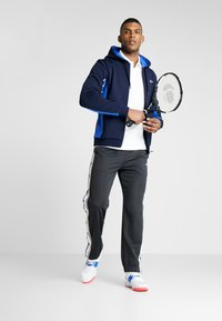 Lacoste Sport - Mikina na zip - navy blue/obscurity navy blue - 1