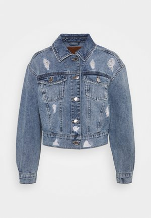 ONLMALIBU JACKET - Denim jacket - medium blue denim