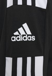 adidas Performance - SQUAD - Print T-shirt - black/white - 2