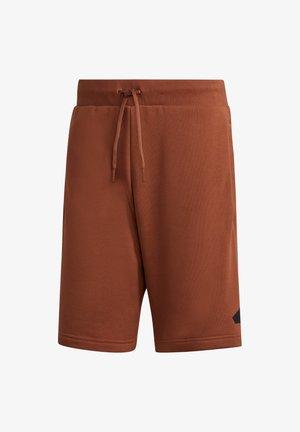 Sports shorts - braun
