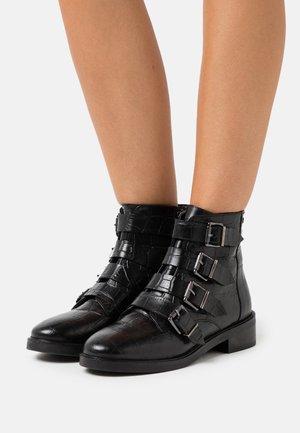 MALDON IMAN - Støvletter - black