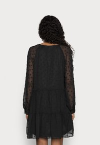 Pieces Petite - PCNUTSI DRESS - Cocktail dress / Party dress - black - 2