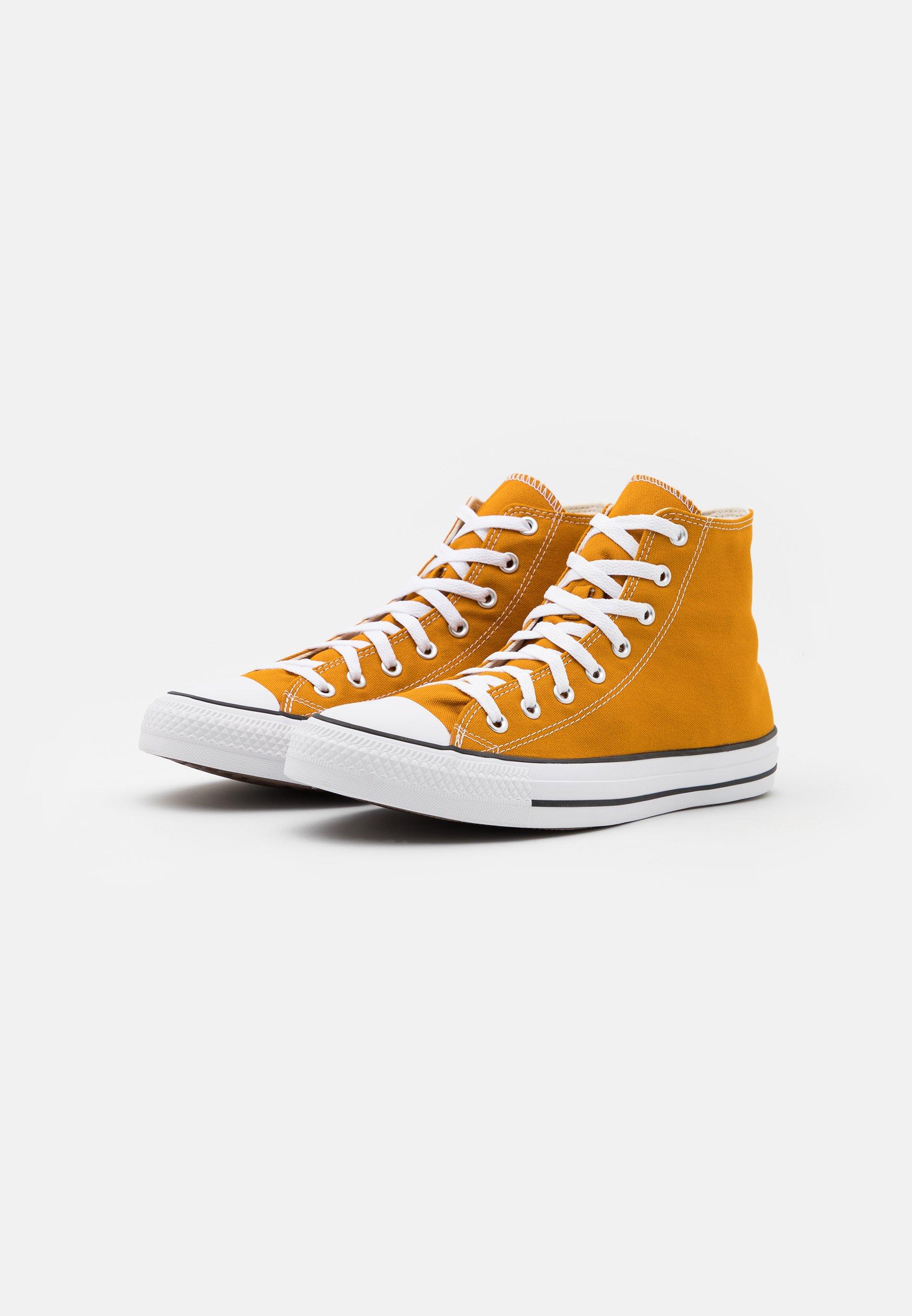 CHUCK TAYLOR ALL STAR - Baskets montantes - saffron yellow