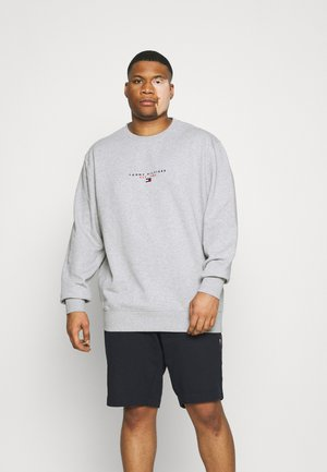 ESSENTIAL CREWNECK - Collegepaita - medium grey heather