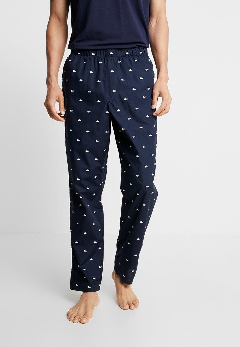 Lacoste - Pyjama bottoms - navy blue