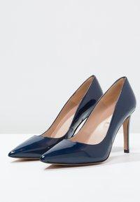 Pura Lopez - High heels - navy - 3