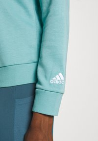 adidas Performance - Sweatshirt - mint ton/white - 4