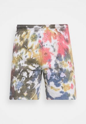 JOGGER UNISEX - Shorts - dark tie dye