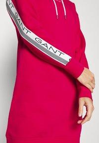 GANT - HOODIE DRESS - Day dress - love potion - 4