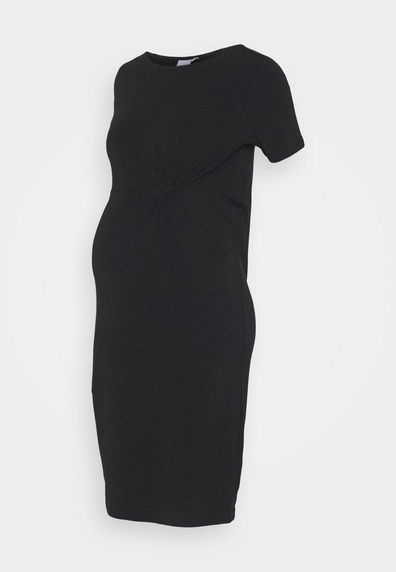 MAMALICIOUS - MLSIA DRESS - Jerseykjole - black