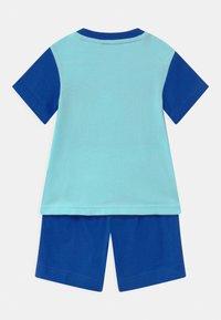 adidas Performance - SET  - Sportovní kraťasy - hazy sky/team royal blue - 1