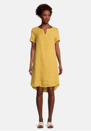 SOMMER KURZARM - Day dress - tinsel