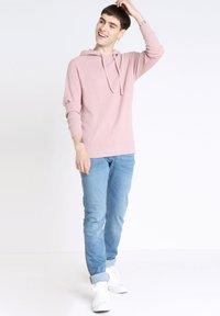 BONOBO Jeans - INSTINCT - Straight leg jeans - stone blue denim - 1