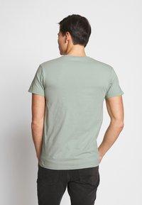 Samsøe Samsøe - KRONOS  - Basic T-shirt - frosty green - 2