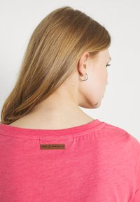 Ragwear - LESLY - Jednoduché triko - pink - 3