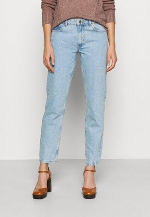 ONLJUDITH  - Straight leg jeans - mid blue denim