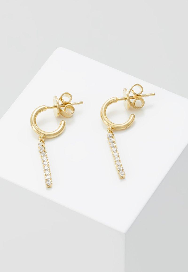 PDPAOLA - Earrings - gold-coloured
