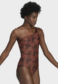 adidas Performance - RO FSTIVBS - Swimsuit - brown - 2