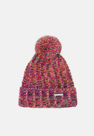 JACEY HAT - Beanie - neon pink