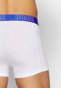 Puma - BOLD STRIPE BOXER 2 PACK - Culotte - blue combo - 2