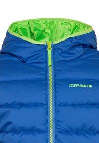 Icepeak - KLINE - Zimní bunda - aqua - 3
