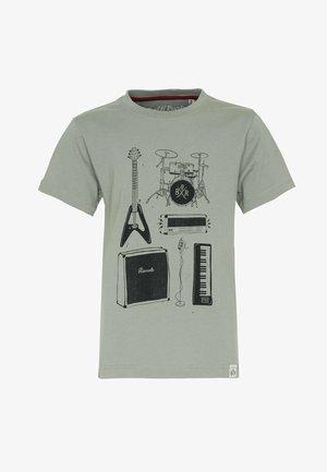 Print T-shirt - moos