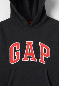GAP - BOYS ACTIVE ARCH  - Bluza z kapturem - charcoal grey - 4