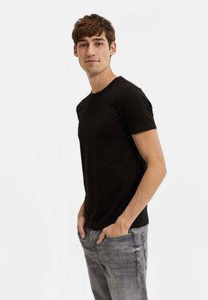 HERREN - T-shirt basic - black