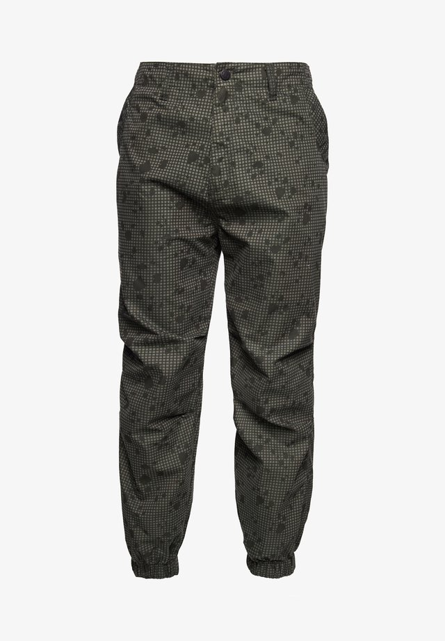 Trousers - army camo