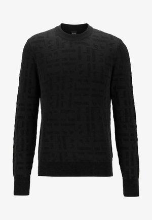 DIROCCO - Pullover - black