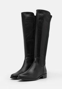 Tamaris - BOOTS - Støvler - black - 2
