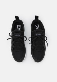 Kappa - AMIDOU UNISEX - Scarpe da fitness - black/white - 3