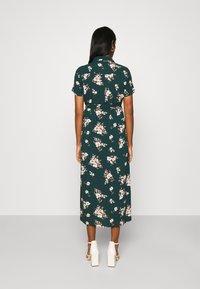 Vero Moda - VMSIMPLY EASY LONG SHIRT DRESS - Shirt dress - ponderosa pine - 2