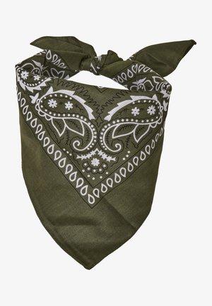 BANDANA - Tørklæde / Halstørklæder - olive